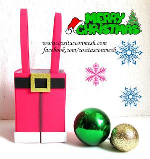 cajitas-navideñas-reciclando