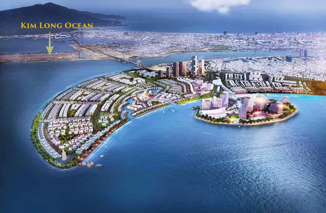 Liên kết vùng dự án Kim Long Ocean Đà Nẵng