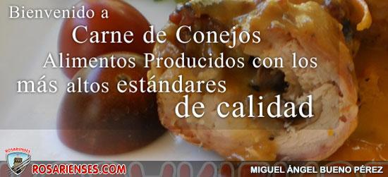 La carne de conejo es rica en minerales | Rosarienses, Villa del Rosario