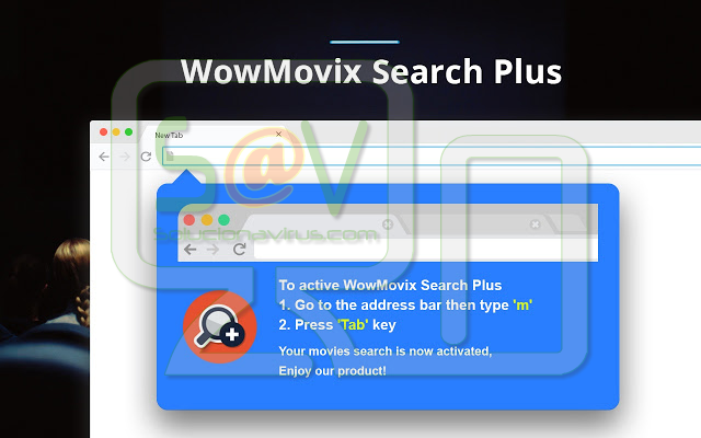 WowMovix Search Plus (Hijacker)
