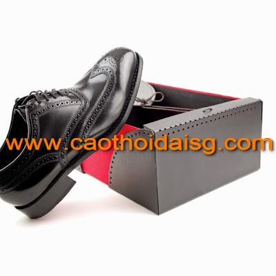 In hộp đựng giầy dép sang trọng, cao cấp