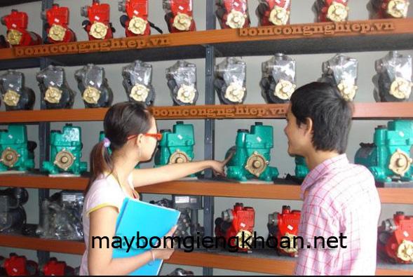 Đại lý máy bơm nước chính hãng ở thành phố Hồ Chí Minh