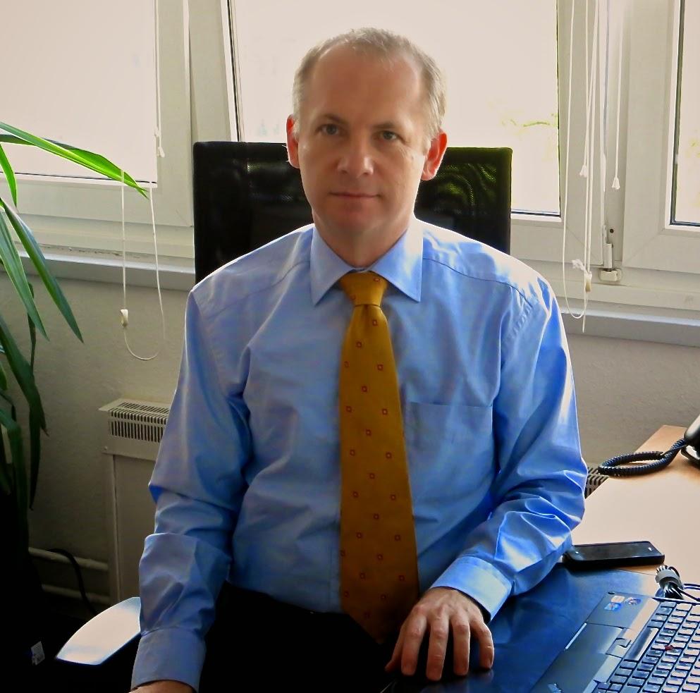 Prof. Dr. Thomas Köhler vom Institut für Berufspädagogik