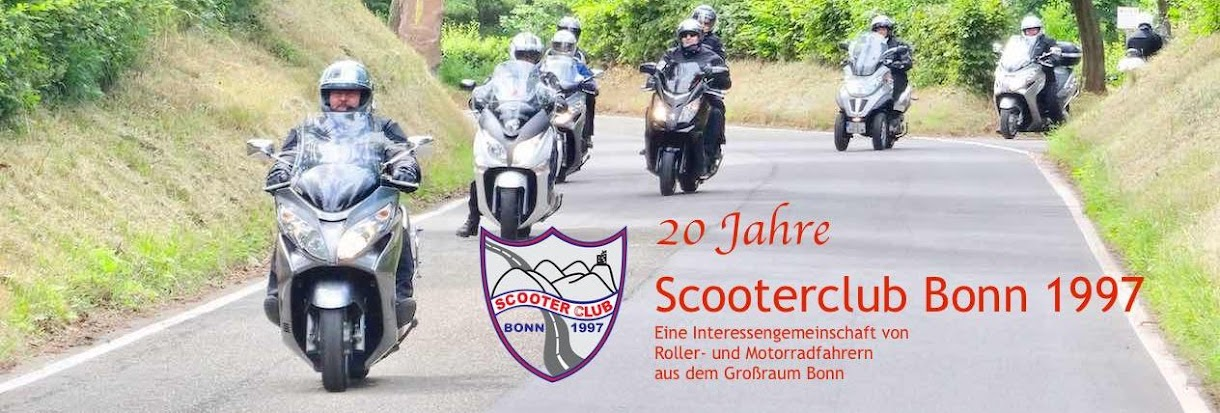 Scooter Club Bonn 1997