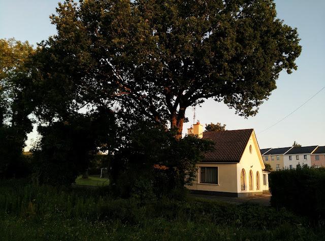 local house, Moycullen