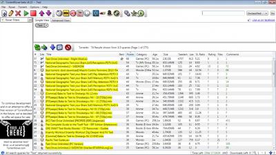 تحميل برنامج TorrentRover لتحميل جميع ملفات التورنت