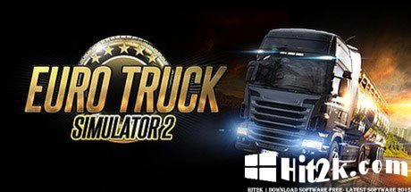 Euro Truck Simulator 2  Latest + DLC Full Version