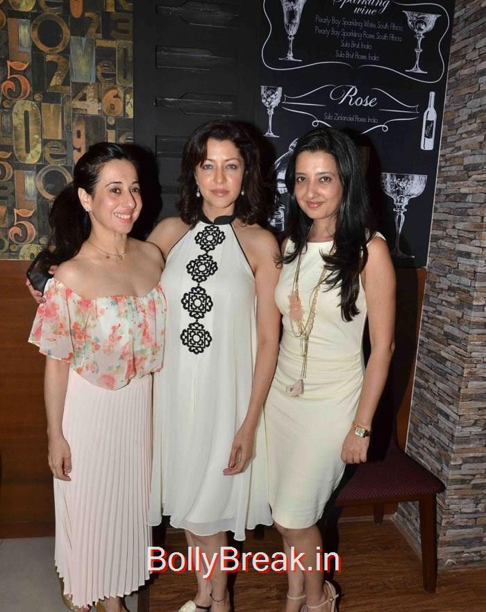 Aditi Govitrikar, Amy Billimoria, Hot Pics of Amrita Arora Amy Billimoria At  Launch Of 'Shine Young 2015'