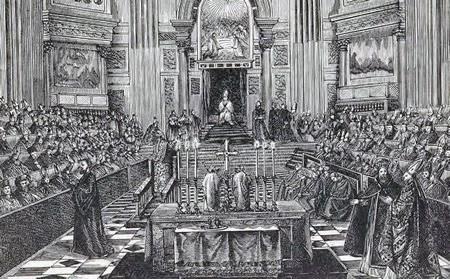 Vatican I Council (1869–1870)