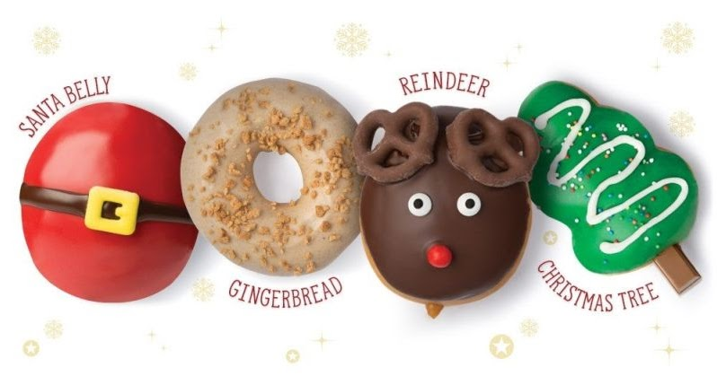 Get A Dozen Krispy Kreme Glazed Doughnuts For Just $1 When You Buy A Dozen On These Dates You can be the hero of the office for very little on these days!