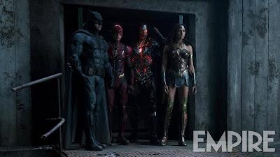 Justice League / Liga de la Justicia