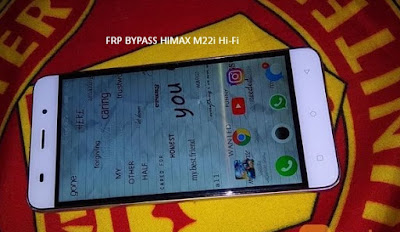 CARA BYPASS FRP & FLASH HIMAX M22i FILE PREMIUM