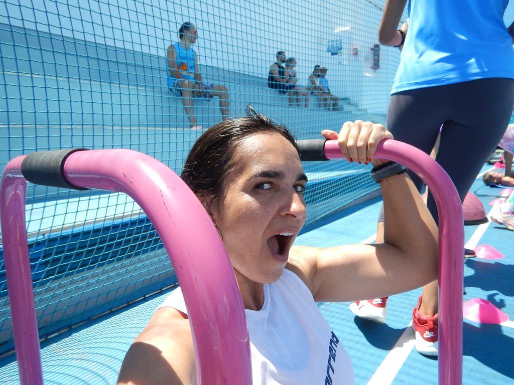 Circuito Cau Saad no Cruzeiro Fitness