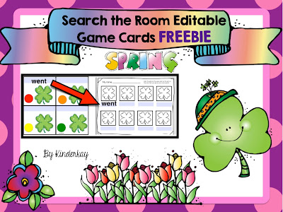 https://www.teacherspayteachers.com/Product/Search-the-Room-Editable-Game-Cards-for-Spring-FREE-SAMPLE-2418363