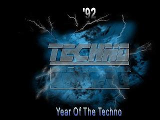 techno zenék 1992