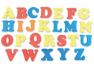 O alfabeto de Deus