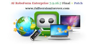 Download AI RoboForm Enterprise 7.9.16.7 Final for windows