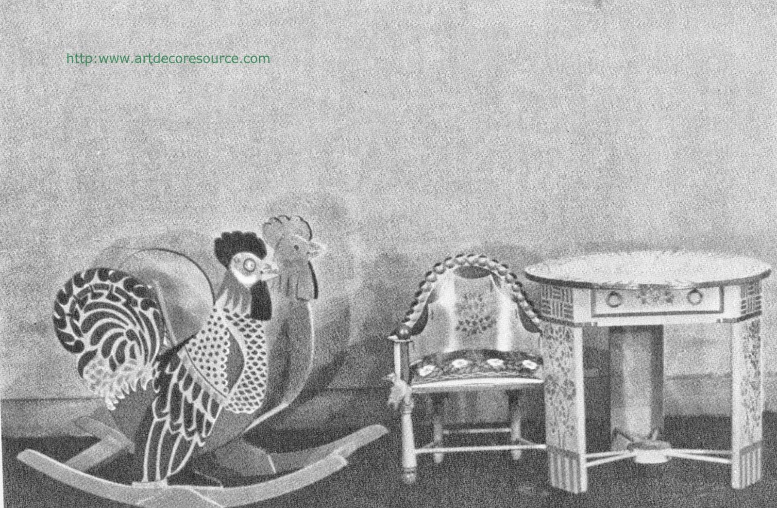 1925 encyclopedie des arts decoratifs et industriels modernes l 39 atelier des mutiles de la. Black Bedroom Furniture Sets. Home Design Ideas