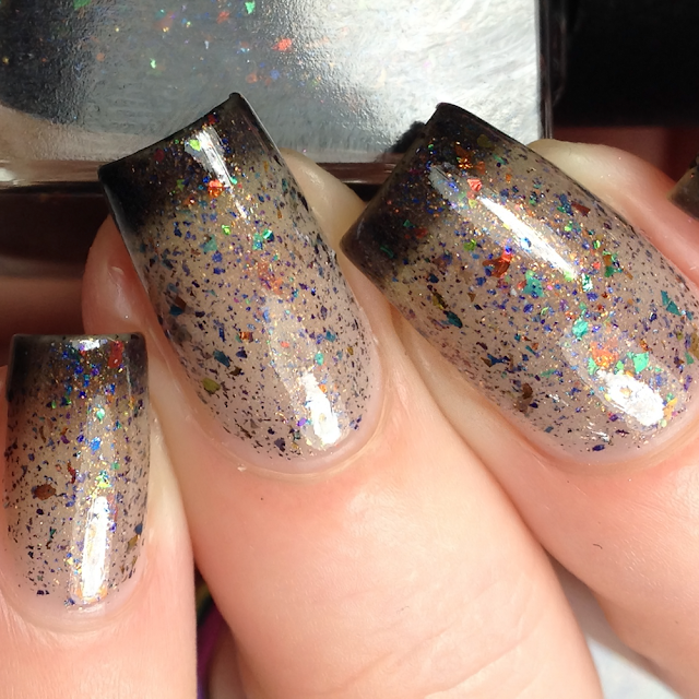 Wildflower Lacquer-Party On Wayne! Party On Garth!