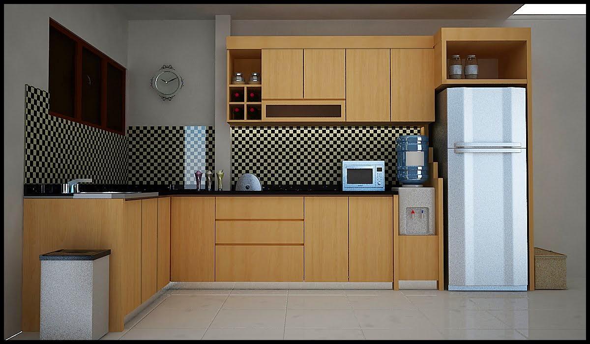 Demikian Sebaliknya Jika Si Empunya Rumah Tidak Terlalu Peduli Kebersihan Maka Dapurnya Bersih Alias Kotor