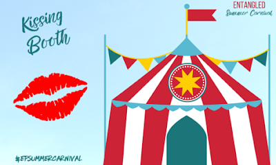 Entangled Summer Carnival: Brazen & Scorched Kissing Booth