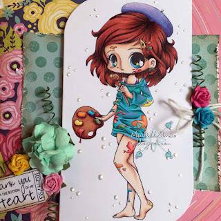 Yampuff Artist Chibi