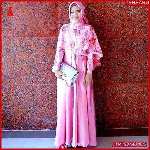 UTM190B163 Baju Brinda Muslim Maxi Dewasa Set UTM190B163 0BE | Terbaru BMGShop