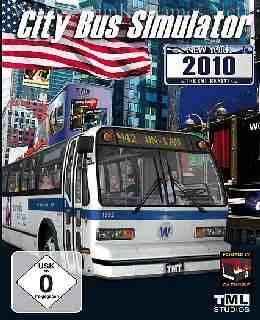 City Bus Simulator 2010 PC Game - Free Download Full Version