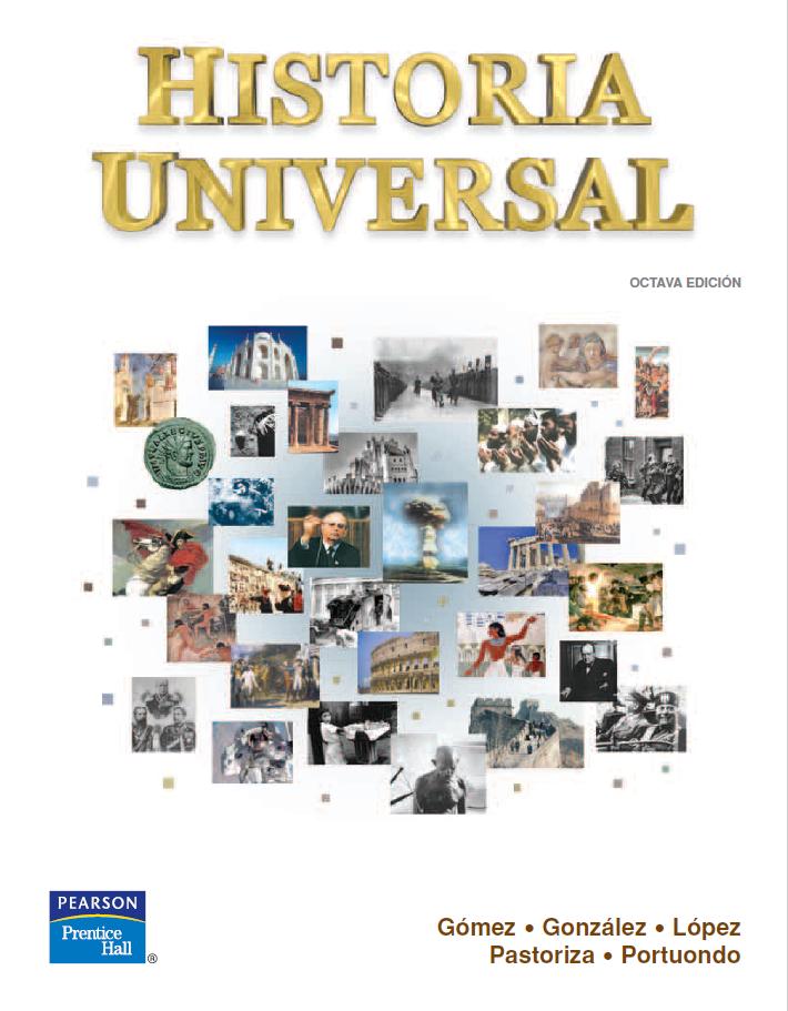 Historia Universal ~ Libros Preuniversitarios en PDF