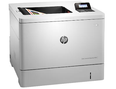 HP Color LaserJet Enterprise M553dn Printer Drivers Download