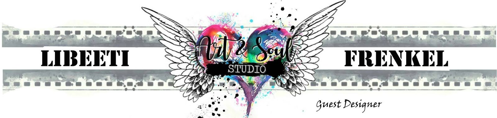Guest Designer for Art & Soul Studio blog