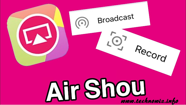 airshou android