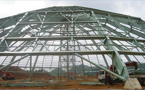 Công trình cơ khí xây dựng tại Biên Hòa