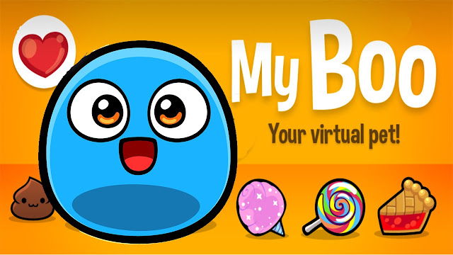 My Boo - Your Virtual Pet Game | Android Club4U - Latest Android Trends