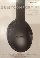 Bose QC35 box
