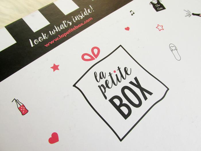 "Unboxing: La Petite Box Januar - ""Well Being"" www.lapetitebox.com Erfahrungen"