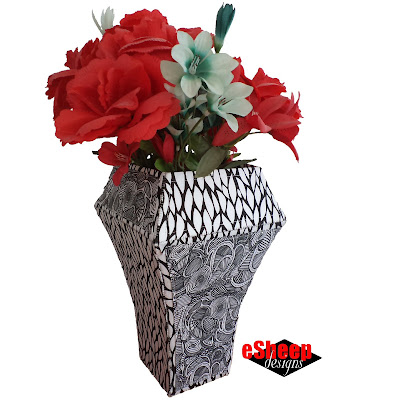 Voila Vase by eSheep Designs