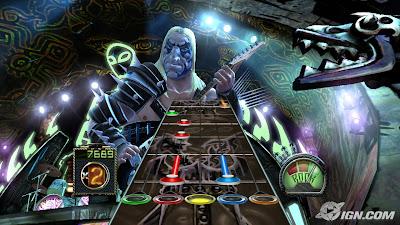 Free download Game Guitar HERO 3 pc