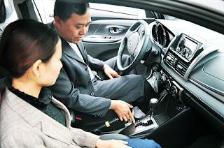 học lái xe ô tô thực hành tại quận 6, Tphcm