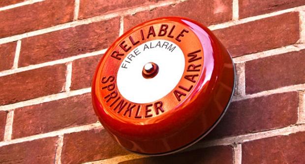 Membuat Rangkaian Alarm Kebakaran Menggunakan Sensor Suhu  Sederhana