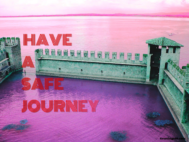 Safe Journey Wishes