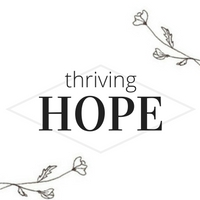 Grab button for Thriving Hope