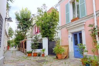 Paris : Villa de l'Adour, l'esprit du vieux Belleville - XIXème