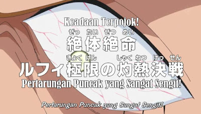 Download One Piece Episode 750 Subtitle Indonesia