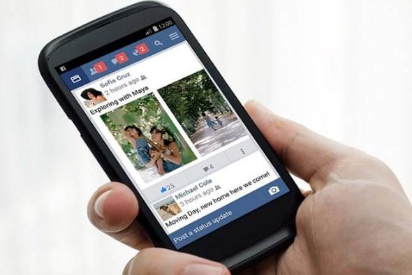 old version of facebook app