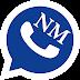 تحميل تحديث واتس اب نورالدين النسخة الزرقاء Download NM2WhatsApp v1.50