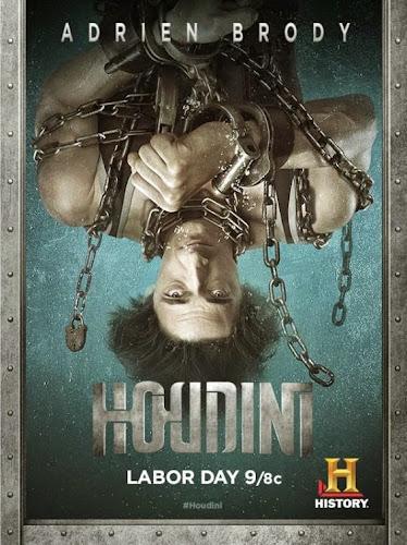 Houdini Serie Completa Español Latino