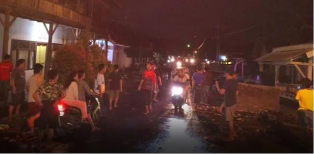 Nasib Korban Tsunami Lampung di Pengungsian Kantor Gubernur, Begini Kondisinya