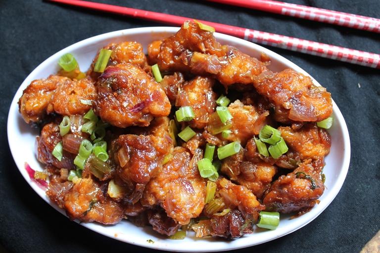 YUMMY TUMMY: Gobi Manchurian Dry Recipe / How to Make ...
