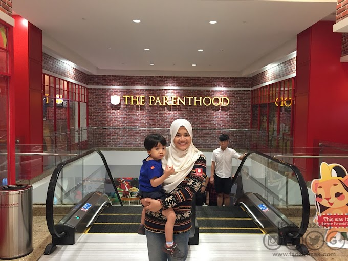 Aktiviti Hujung Minggu Anak - Kinderdance Di Parenthood Wellness